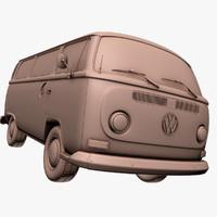 Volkswagen Microbus 1979 _VW Bus