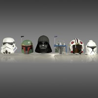 max star wars helmets