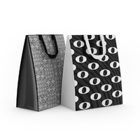 shopping bag 3d max