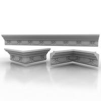 3dsmax decorate classical