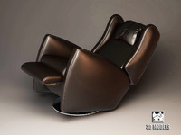 Fendi Selleria Spa Armchair