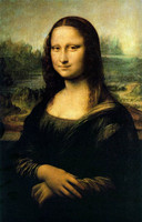 painting mona lisa canvas max free
