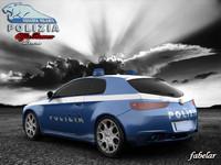 Alfa Brera Polizia std mat