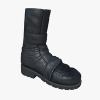3ds max boots