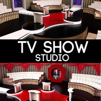 TV Studio Decor