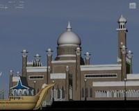 saifuddin masjid 3d model