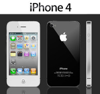 3d apple iphone 4
