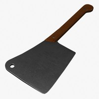 meat cleaver max