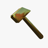 hammer modeled v-ray x