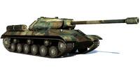 3d russian wwii heavy tank
