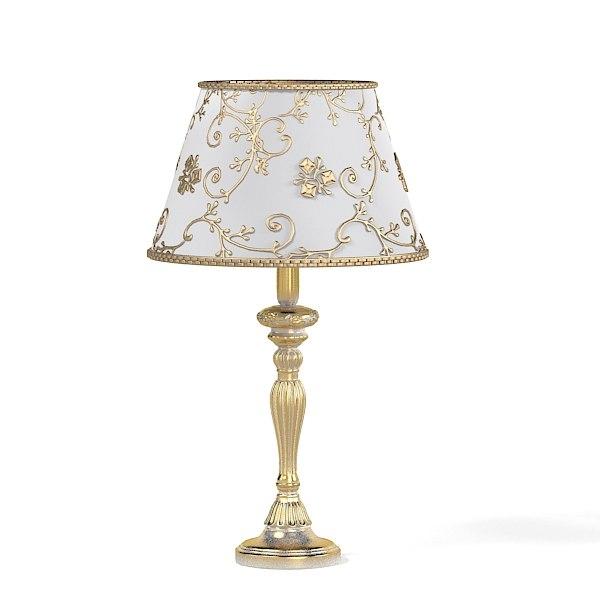 Table Lamp 3d Models Vestigia Table Lamp 3d Model