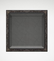 3d ancient frame