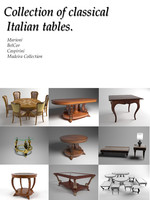 classical tables max