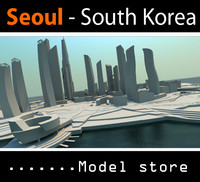 Seoul City Kit