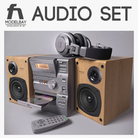 Sony Audio Set