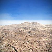 3d model terrain landscape