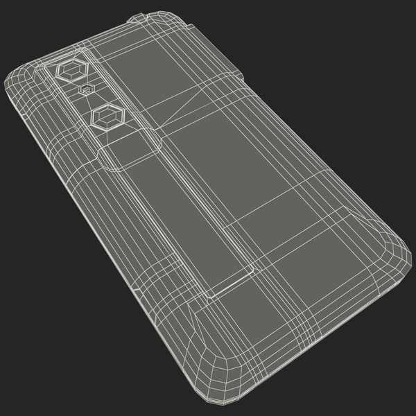 cellphones 53 3d model - Cellphones Collection 53... by 3d_molier