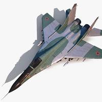MiG 29SMT Rigged