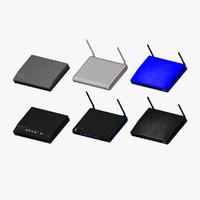3d modems antenna functional