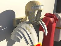 mmo armor obj