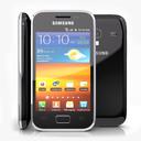 Samsung Galaxy Ace Plus 3D models