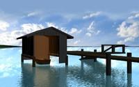 maya dock
