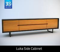 Luka Side Cabinet
