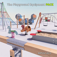 The Playground Equipment PACK