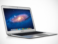 13 inch macbook air 3d model