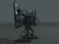 3ds max robot matrix apu