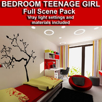 Bedroom Teenage