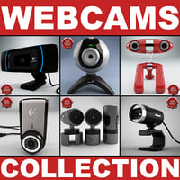 Webcams Collection V2