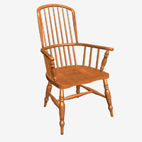Stickback Windsor Armchair