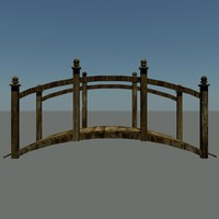 Low Poly Game Bridge