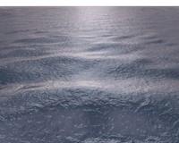 3d model of sea