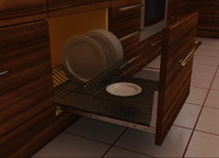 kitchen accessories 3d model