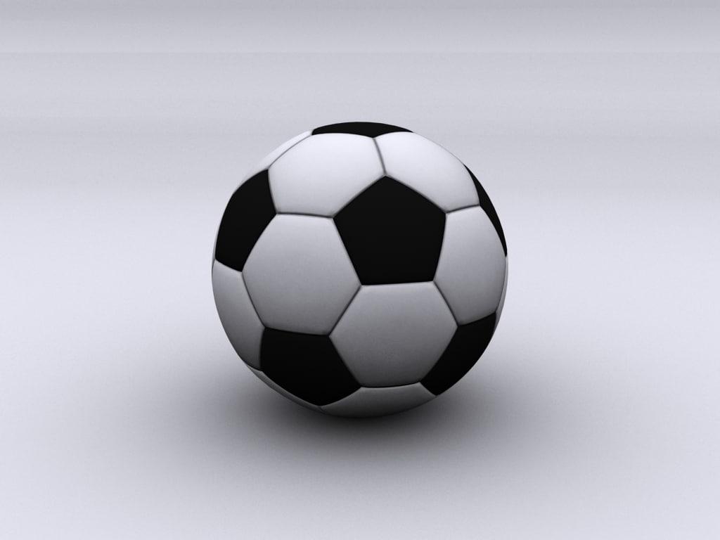 fußball 3d