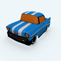 Blue Sky Car