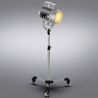 Restoration Hardware - 1940s Hollywood Studio Floor Lamp  Classic