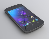 3d samsung galaxy nexus model