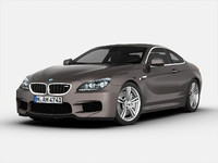 BMW M6 Coupe F12 (2013)