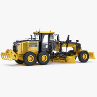 Motor Grader 2012 construction equipment