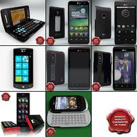 3d max lg phones v3