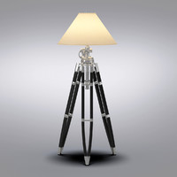Restoration Hardware - Royal Marine Tripod Floor Lamp