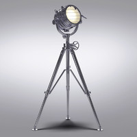 Restoration Hardware - Royal Master Sealight Floor Lamp  Classic