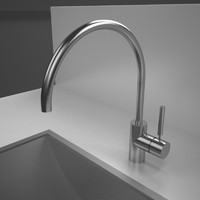 Dornbracht Tara Classic Taps with Nantucket Sink