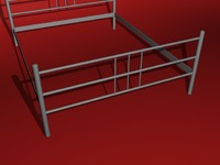 bed frame max