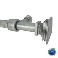 curtain rod dxf