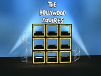 The Squares of Hollywood