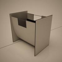 cattelan italia tom bucket 3ds